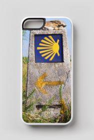 Camino de Santiago - znak - Etui na telefon