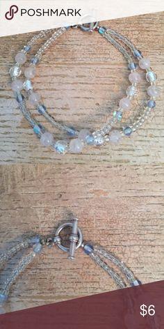 Bracelet Sterling silver solid Crystal 🌸 Bracelet Sterling silver solid Crystal 🌸 Jewelry Bracelets
