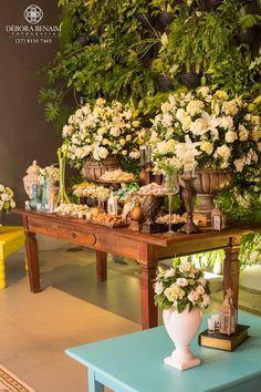 Decoração de Casamento no Le Buffet Lounge - Noivinhas de Luxo