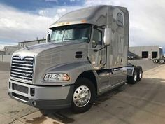 """Our featured truck is a 2018 Mack Pinnacle CXU613, Mack MP8 Eng., 445 HP, 70"""" High Rise Sleeper, Double Bunk, Cab Parking Heater, Fridge, 233"""" WB. Check out this week's recently added trucks at http://www.nexttruckonline.com/search?s-type=truck&days_old-max=7 #TrucksForSale #Trucking #NextTruck"""