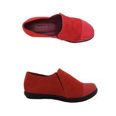 Sapato Zaki vermelho Comparsaria