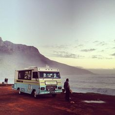 Food Trucks existed well before the turn of the century but it's not until 2008 that they started to enter the mainstream… again. Plascon Colours, Cape Town, I Love Food, South Africa, The Neighbourhood, To Go, Food Trucks, Limoncello, City