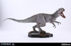 Jurassic Park & World Jurassic World Statue Final Battle: Indominus Rex 30 cm Indominus Rex, Tyrannosaurus Rex, Dinosaur Art, Dinosaur Toys, Amblin Entertainment, Jurassic Park World, Tree Frogs, Battle, Lion Sculpture