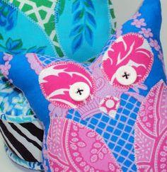 Free Owl Softie Pattern
