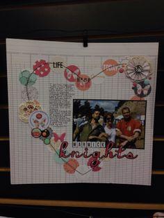 Teresa Collins Sample Projects CHA Winter 2014 - Scrapbook.com