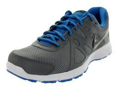 Nike Men 's Revolution 2 Running Shoe (10, Dark Grey/Mili...