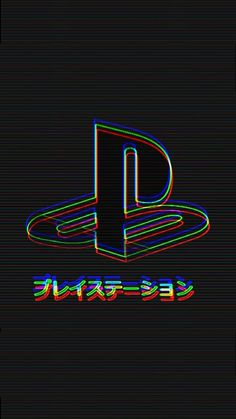 - Everything About Playstation Glitch Wallpaper, Game Wallpaper Iphone, Black Phone Wallpaper, Dark Wallpaper, Trendy Wallpaper, Black Aesthetic Wallpaper, Aesthetic Iphone Wallpaper, Aesthetic Wallpapers, Vaporwave Wallpaper