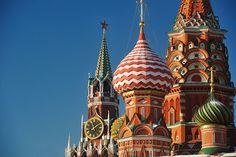 Moskaum, Roter Platz, Basilius-Kathedrale