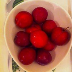 Pink Peppercorn Panna Cotta with Macerated Cherries | Recipe | Panna ...