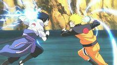 Sasuke and naruto ^-^