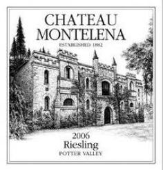 Ch. Montelena Potter Valley Riesling 2014