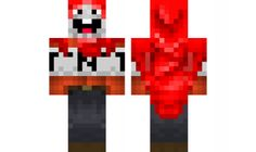 minecraft skin ExplodingTNT Check out our YouTube : https://www.youtube.com/user/sexypurpleunicorn