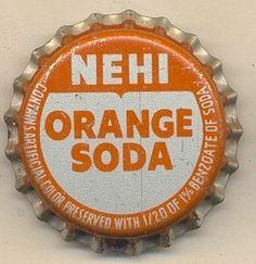 Nehi.  The king of fruit sodas.  #PinPantone