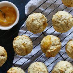 Lemon Poppy Seed Muffins by Honey & Birch  #Breakfast, #Brunch, #Curd, #Easter, #Easy, #FoodDrink, #Lemon, #MothersDay, #Muffin, #PoppySeed, #Recipe