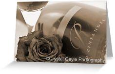 Anniversary Card Fine Art Photography Happy by CrystalGaylePhoto, $4.50