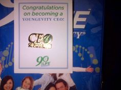 The day I became ceo qualified