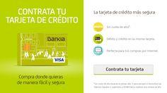 Contrata tu tarjeta de crédito