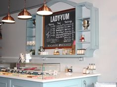 Whether you call it a macaron or a macaroon, you can now indulge your sweet tooth in this French desert trend at Lady Yum's new flagship store.