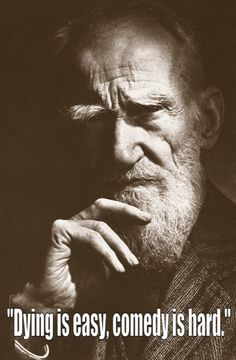 The Last Words Of 25 Famous DeadWriters. Bernard Shaw.