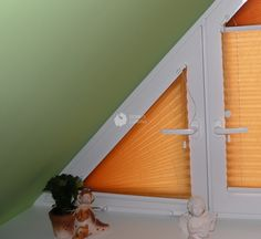 images blinds triangular window - Google Search
