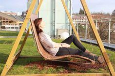[Erlebnis-Sonntag] Thermen-Wochenende. Outdoor Furniture, Outdoor Decor, Hammock, Sunday, Hammocks, Hammock Bed, Backyard Furniture, Lawn Furniture, Outdoor Furniture Sets