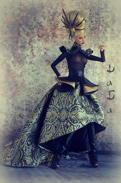 new magia 2000 modeled by Lady g | Flickr - Photo Sharing!