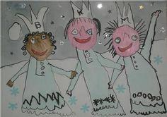 tři králové tvoření - Hledat Googlem Advent, Christmas, Art Ideas, Yule, Navidad, Xmas, Christmas Music, Natal, Noel