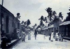 Rue Vatable, Pointe-a-Pitre, Guadeloupe