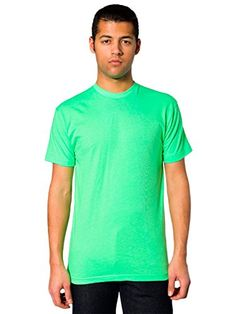 Men's Clothing - American Apparel Men 5050 Crewneck TShirt *** Check this awesome product by going to the link at the image. (This is an Amazon affiliate link)