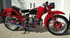 1957 Moto Guzzi Falcone