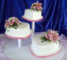 Heart Shaped Wedding Cakes - Best of Cake