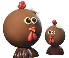 On adore les poulettes coquettes de Christophe Roussel