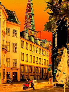Fortunstræde You can buy in gallery dk360, Gothersgade 27, Copenhagen.