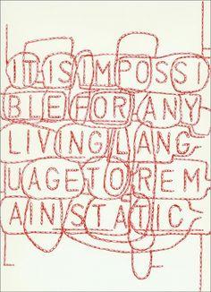 jen Pepper  It is impossible 2005ink on paper14 x 11 in.