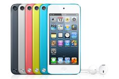 Apple iPod Touch 5th Generation in pink(Apple engraves it for free on their website)