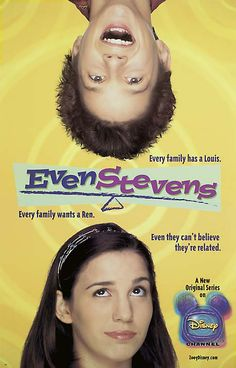 Even Stevens: who would have ever thought that Louis Stevens would have grown up to be the SEXY man beast that he is?!