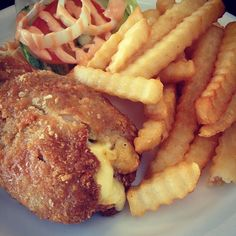 Chicken Cordon Bleu at your favourite restaurant ~ 4m 14d