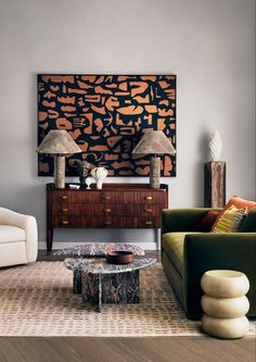 Home Interior Design, Interior Architecture, Interior Decorating, Living Room Designs, Living Spaces, Living Rooms, Piece A Vivre, Elle Decor, Apartment Living