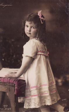 vintage portrait...