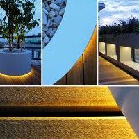 Galleria foto - Come illuminare un terrazzo Foto 21