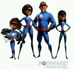 The Obamas. The Incredible First Family <3