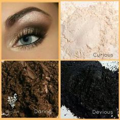 LOVE this look with Younique pigmenets!! These pigments are your MUST HAVES!!!! www.youniqueproducts.com/AllisonGaither