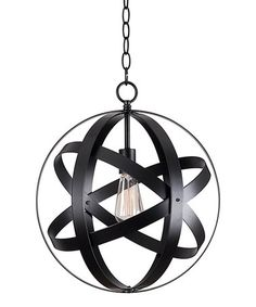 Look what I found on #zulily! Global One-Light Pendant #zulilyfinds