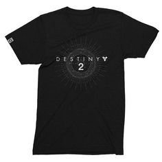 Destiny 2 Logo T-Shirt