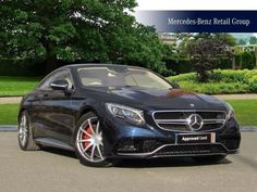 Used 2016 Mercedes-Benz S-Class Mercedes-AMG S 63 Coupé for sale in Surrey | Pistonheads