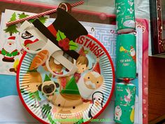 Woodland Elf, All Year Round, Party Plates, Father Christmas, Magical Creatures, Family Traditions, Plate Sets, Easter Bunny, Elves