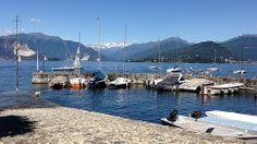 Lago Maggiore_il porticciolo di #Cerro /Laveno Mombello
