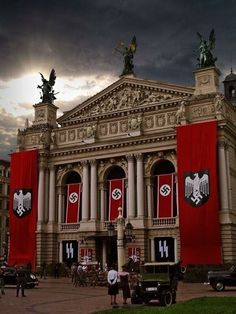 This is the setting of the book thief: Nazi Germany. Nazi Germany was led by Hitler. The setting had a major effect on the conflict since Max was a Jew. Nazi Propaganda, Germany Ww2, The Third Reich, German Army, War Machine, Military History, World History, World War Two, Historical Photos