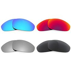 98e2f258ee Revant Replacement Lenses for Oakley Juliet 4 Pair Combo Pack K019 Review  Oakley Juliet