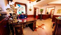 Hotel Scalinata di Spagna, reception #spanishsteps